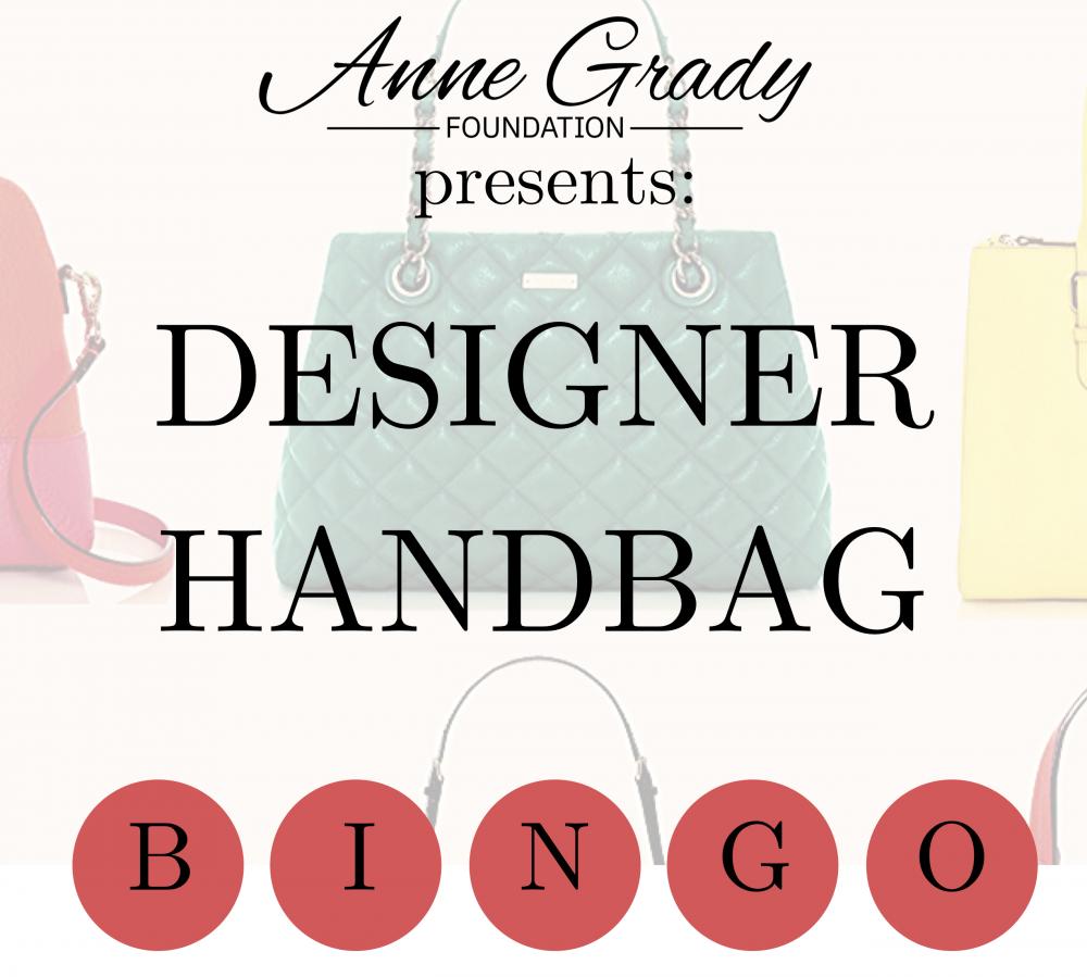 Design Handbag Bingo Graphic
